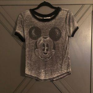 Disney Boutique Sparkle Mickey Tee